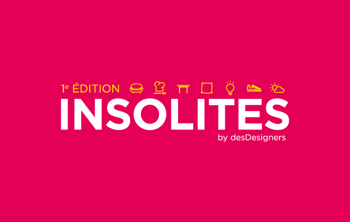 Logo Insolites by desDesigners
